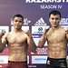 05/12/2013 Weigh in Astana Arlans Kazakhstan vs Mexico Guerreros