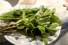 P1970691 (amsfrank) Tags: food cooking dof close delicious wraps polpo voorgerecht rucula bresoala