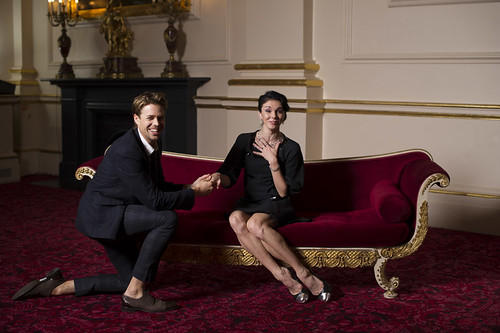 Gallery: Natalia Osipova and Matthew Golding's ROH Magazine photoshoot