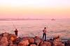 Rasgele (Ali Enes M) Tags: life city travel fish turkey asian nikon european side türkiye istanbul traveller 1855 dslr fishers hayat avrupa yaşam seyahat sarayburnu anadolu balıkçılar balık seyyah şehir yakası alienes d5100