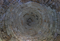 Corbelled vault, Tholos tomb of Clytemnestra