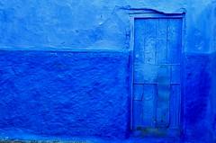 door chefchouen (orendainauj) Tags: africa door blue morocco maroc marruecos chefchouen chouen