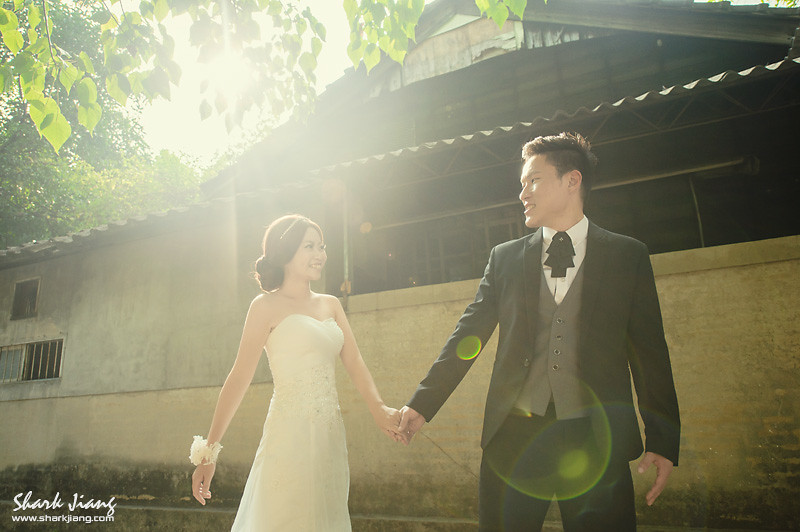 Allen&Dora 自助婚紗