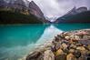 Lake Louise (Rubén Crespo) Tags: lake canada rockies lago alberta lakelouise rocosas icefieldsparkway carreteradeloscamposdehielo