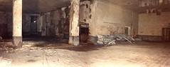 Central Nurses' Residence, Cafeteria (CityOfDave) Tags: nyc newyorkcity abandoned urbanexploration urbanruins cafeteria rooseveltisland abandonedbuilding welfareisland centralnursesresidence