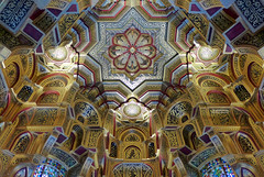 La Sala Árabe (Fotomondeo) Tags: castle wales architecture arquitectura cardiff castillo cardiffcastle lx7 lumixlx7 thearabroom panasoniclumixlx7