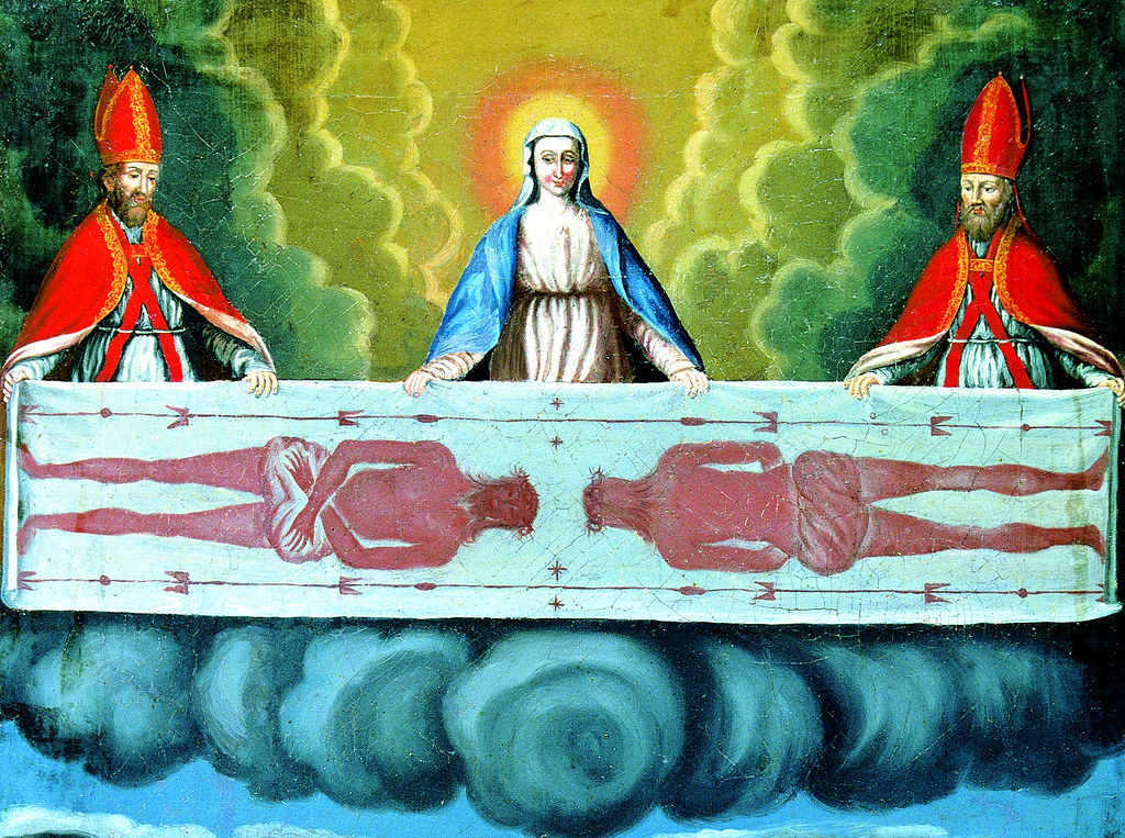 L'art sacré Vous aimez les émotions fortes: montez jusqu'à une chapelle baroque et rencontrez cent anges dorés, surprenez la beauté intacte d'une peinture médiévale derrière la porte d'une église... La Savoie, du grand art!