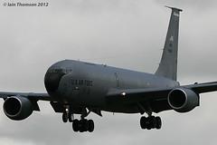 62-3506 - Boeing KC-135R Stratotanker (iainthomson84) Tags: tattoo force aircraft air royal aeroplane airshow international arrivals 2012 fairford riat