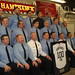Detroit Tigers visit the Hamtramck Fire Department