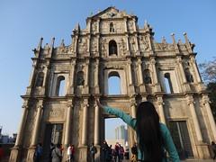 Ruins of St. Paul's, Macau (6) (Planet Q) Tags: unescoworldheritagesite macau ruinsofstpauls
