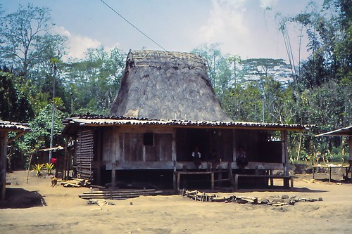 House of the Ngada people