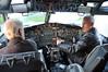 HZ-SND B727-233F (n707pm) Tags: ireland painting airplane airport aircraft cockpit crew dub freighter dhl b727 eidw 727f ferryflight eirtech hzsnd snasaviation 08042014 dublin8thapril2014