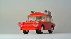 koda MB 1000 (hajdekr) Tags: car toy automobile lego small vehicle mb 1000 skoda automobil pkw koda hraka stavebnice legotoyline
