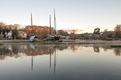Dawn light - Gweek (Photoman152) Tags: morning creek dawn mirror cornwall tidal tranquil
