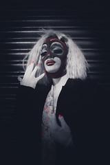 chunks on kingsland road (harmonyhalo) Tags: street portrait london drag mask streetportrait photoaday chunks 365 hackney dalston londonstreets eastlondon kingslandroad streetfashion londonlife project365 365days londonfashion 365project photoaday1314
