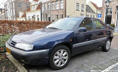Citroën Xantia 2.0i 16V 1997 (XBXG) Tags: auto old france holland netherlands car french automobile nederland citroën voiture 1997 frankrijk paysbas zwolle ancienne xantia 16v française 20i citroënxantia stvv88