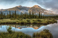 steveo-41.jpg (F8shooter) Tags: canada reflection sunrise alberta banff vermillionlakes bestof2014