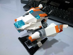 starbreaker06 (chubbybots) Tags: lego spaceship creator 31034