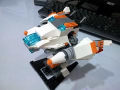 starbreaker06 (chubbybots) Tags: lego spaceship creator 31034
