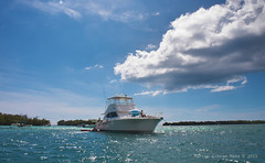 Chileando en Nagasaki (Gybsteria) Tags: puerto photography la yacht hiroshima rico mexican caribbean bomba mexicano nagasaki hdr belleza lakas parguera caribe fotografa turquesa yate furuno antillas