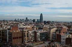 Barcelona Gaudi-52 (szkodaczasu) Tags: barcelona park familia casa spain mila gaudi guell sagrada szkodaczasupl