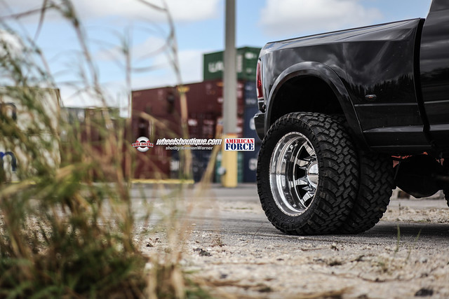 dodge ram lifted nitto 3500 dually wheelsboutique teamwb wheelsboutiquecom americanforcewheels thesignsavers