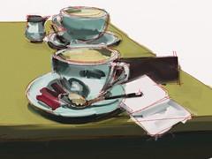 Costa Coffee 510 by Richard Carl Pearson (richardcarlpearson555) Tags: costa coffee leicester