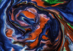 Emulsional Times (Bill Gracey) Tags: abstract colors milk colorful patterns psychedellic offcameraflash emulsionart yongnuorf603n yn560iii