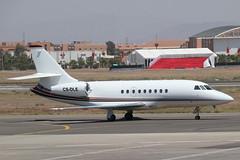 CS-DLE Falcon 2000EX Netjets (pslg05896) Tags: morocco marrakech rak menara netjets falcon2000ex gmmx csdle