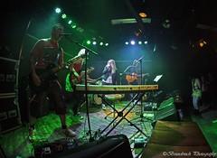 A gig (Brunobinch) Tags: blue girls light people music white black green boys face rock suomi finland hair lights bottle hands purple audience guitar gig fingers lips scream humans hmeenlinna verkatehdas tavastehus bandgig suisto brunobinch