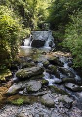 Watersmeet (CarolynEaton) Tags: lyn watersmeet exmoor