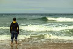 Mar Cantbrico (440_502) Tags: de la mar gijn asturias playa asturies xixn cantbrico ora