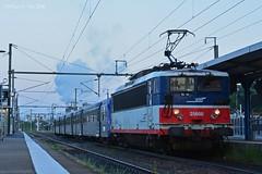 BB25600 au 856104 (- Oliver -) Tags: france train de ile bretagne rrr rame sncf ter reversible inox regionale bb25500 bb25600