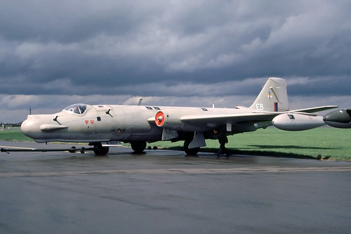 Canberra T.17A