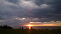 Couch de soleil (anthonypoittevin) Tags: voyage road trip travel sunset canada de soleil qubec paysage kamouraska couch