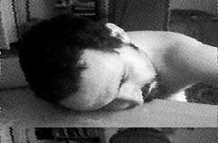 Melatonin (Maledictus Oruga) Tags: selfportrait art mort orgasm autorretrato glitch petite autorretratos glitched postorgasm