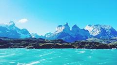 Vida en plenitud  (isamarcuevas) Tags: chile patagonia awesome torresdelpaine puertonatales maravilla surdechile chilelindo iphoneography