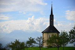 Kapelle Oberfallenberg in Dornbirn (Katholische Kirche Vorarlberg) Tags: dornbirn kapelle oberfallenberg