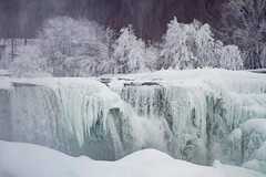 Cataracts (Notkalvin) Tags: newyork ontario canada cold ice niagarafalls frozen waterfall amazing outdoor scenic niagara falls waterfalls iced icy cataracts beautifulnature icecoveredtrees mikekline notkalvin notkalvinphotography