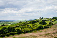 Hadleigh Castle (mike.cowan112) Tags: castle landscape outdoor hills essex hadleigh