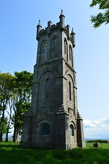 Barnweil Monument, Ayrshire. Rear. (Phineas Redux) Tags: scotland ayrshire sirwilliamwallace scottishmonuments ayrshirescenes barnweilmonumentayrshire
