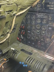 Instruments - Engine Controls (lee.ekstrom) Tags: world ohio two museum plane airplane 1 war force air engine first korea vietnam viet national ii controls planes patterson wright instruments base dayton nam i