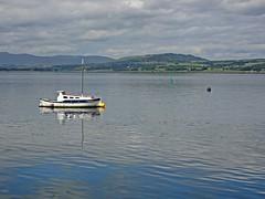 Boat (Bricheno) Tags: reflections scotland argyll escocia argyle szkocja helensburgh schottland scozia portglasgow inverclyde cosse gareloch  esccia   bricheno scoia