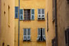 Yellow picture (MicheleSana) Tags: street summer france color window colors june yellow jaune nice estate maisons amarillo amarelo giallo giugno mur geel colori francia rues couleur vie volets 黃 fenêtres finestre vicoli plâtre желтый allées أصفر