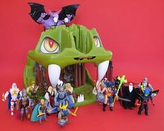 IMG_2572b (jedipatrick7) Tags: dragons fangs fortress playset dungeons advanced ljn