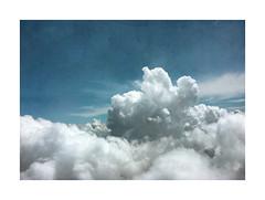 Over Alberta (ra1000) Tags: sky clouds airplane landscape cumulus