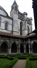 St Etienne Cathedral Cahors France 07 (artnbarb) Tags: france cathedral stetienne cahors