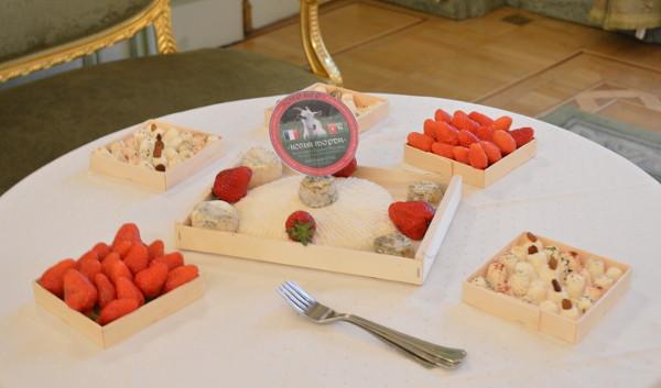 Thumbnail for Dégustation du fromage de tradition française produit en Russie, Résidence de l'Ambassadeur de Russie en France 25 mai