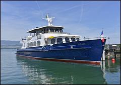 CGN le Valais (wilphid) Tags: lac bateau lman hautesavoie yvoire chablais