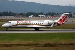 RusLine VQ-BND, OSL ENGM Gardermoen (Inger Bjrndal Foss) Tags: vqbnd rusline canadair regional jet osl engm norway gardermoen